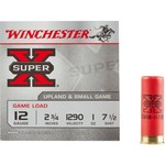 Winchester Super-X® Lead Shot Game Load 12 Gauge Shotshells