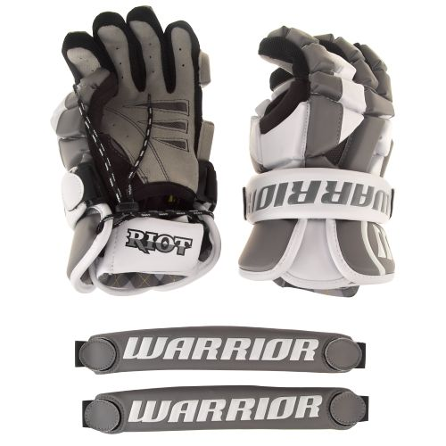 Warrior Men's Riot Lacrosse Gloves