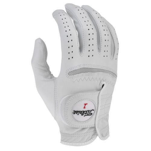 Display product reviews for Titleist Men's Perma-Soft® Right-Hand Golf Glove