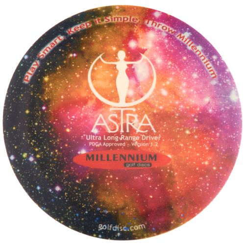 Millennium M-Color Astra Disc Golf Driver
