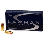 Speer® Lawman .45 Automatic 185-Grain FMJ Centerfire Handgun Ammunition