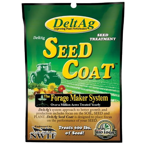 BioLogic™ DeltAg 4 oz. Seed Coat™ Seed Treatment
