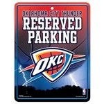 Tag Express Oklahoma City Thunder Parking Sign