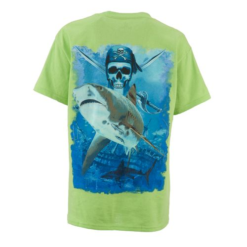 Image for Guy Harvey Boys' King Tiger Graphic T-shirt from Academy