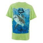 Guy Harvey Boys' King Tiger Graphic T-shirt