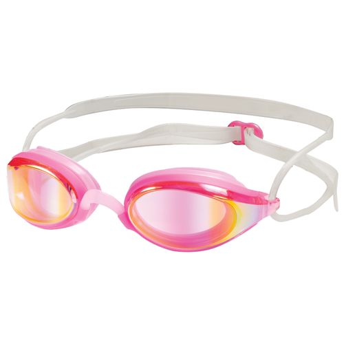 Zoggs Fusion Air S/XL Adjustable-Frame Mirrored Swim Goggles