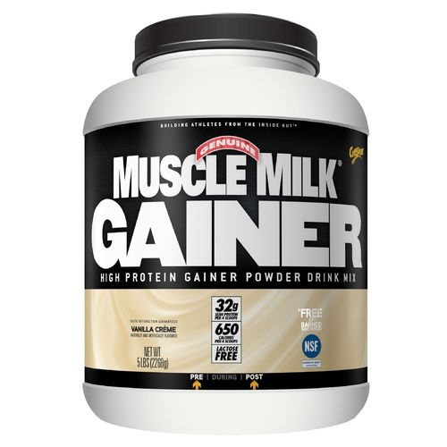 Cytosport Muscle Milk Gainer 5 Lbs