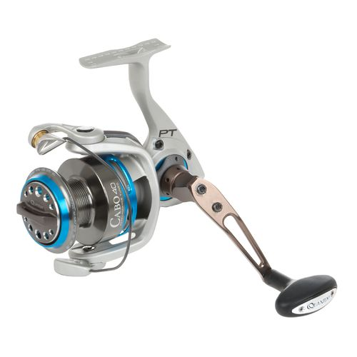 Display product reviews for Quantum PTs Cabo Spinning Reel Convertible