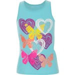 BCG™ Girls' Printed Racerback Tank Top