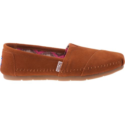SKECHERS Women s Bobs Lux Peace Moc Shoes