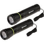 Brinkmann Q-Beam® 9-LED Flashlights 2-Pack