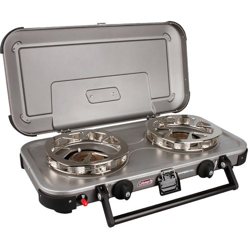 Coleman® Series FyreChampion™ 3-in-1 2-Burner Propane Stove