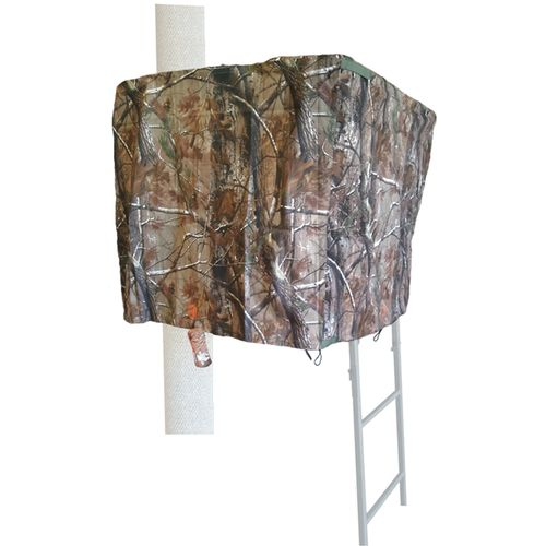 Image for Cottonwood Outdoors Weathershield Treestand Resurrection 2 Panel ADA Blind System Kit from Academy
