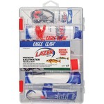 Lazer Saltwater Red Trout Tackle Kit