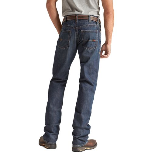 Ariat Men's Fire Resistant M4 Low Rise Boot Jean - view number 2