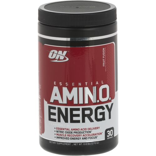Display product reviews for Optimum Nutrition Amino Energy