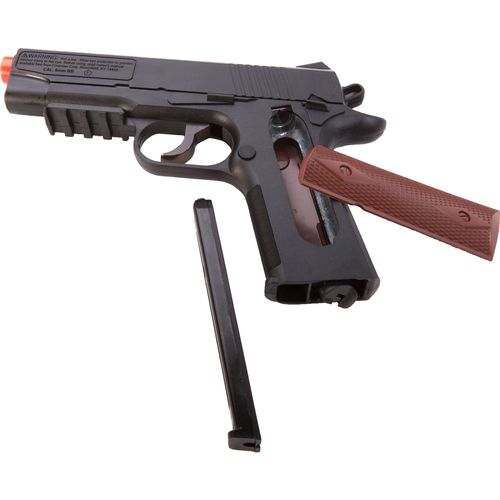 Crosman Air Mag 1911 Semiautomatic Air Pistol - view number 3