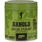 MusclePharm Arnold Iron Pump Preworkout Muscle Formula