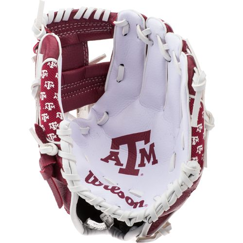 "Image for Wilson Youth Texas A&M University 10"" T-ball Glove from Academy"
