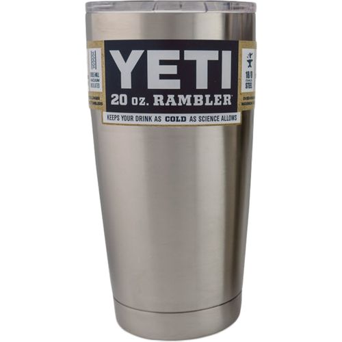 Display product reviews for YETI Rambler 20 oz Tumbler with Lid