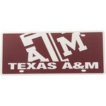 Stockdale Texas A&M University License Plate