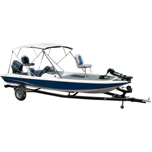 "Display product reviews for Gulfstream Model No. 4 Bimini Top Fits Boats With a 88"" - 98"" Beam Width"