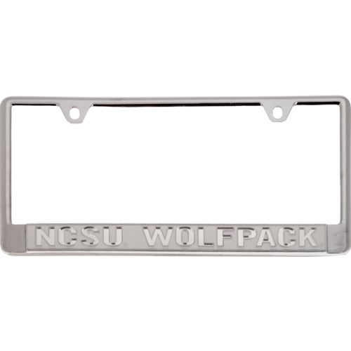 Stockdale NCAA Inlaid Acrylic License Plate Frame - view number 1