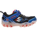 SKECHERS Boys' Magic Lites Street Lightz Shiftz Light-Up Athletic Lifestyle Shoes