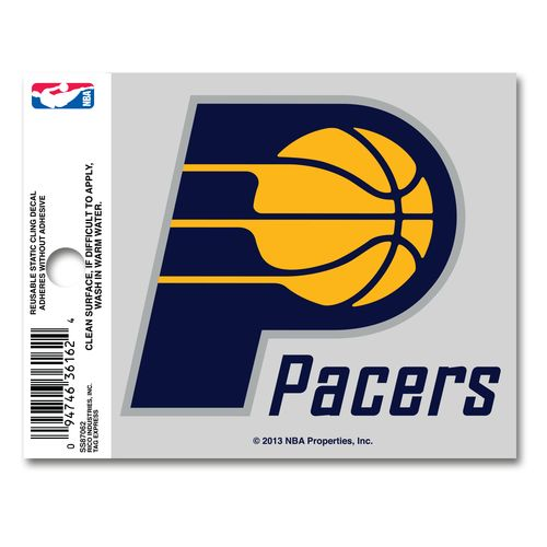 Rico Indiana Pacers Static Cling