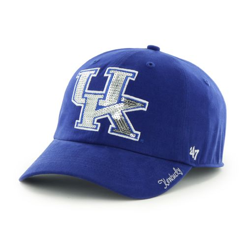 '47 Women's University of Kentucky Sparkle Clean Up Cap