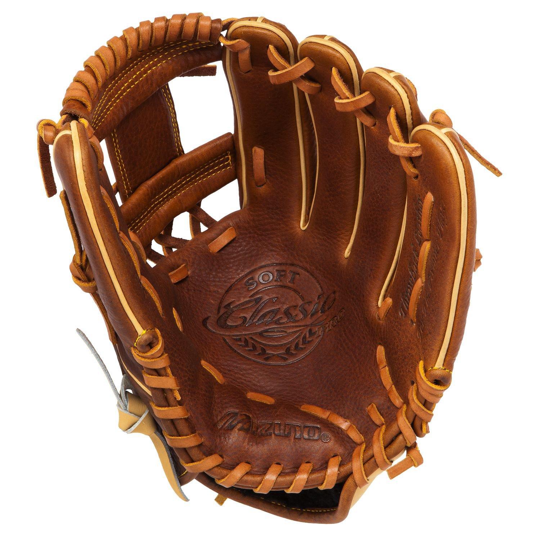 "Mizuno Classic Pro Soft 11.75"" Infield Glove"