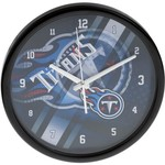 The Memory Company Tennessee Titans Clock