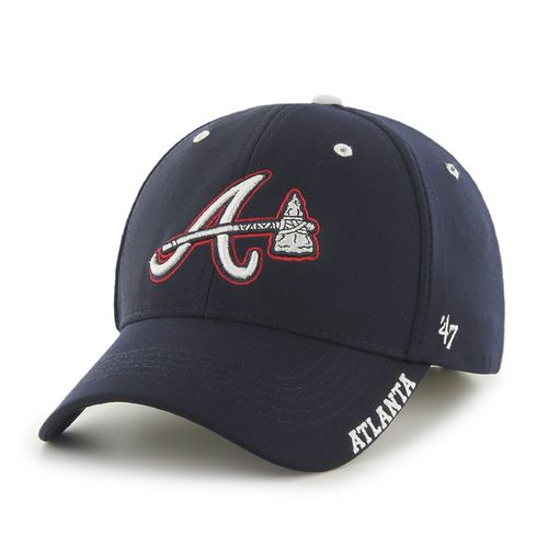 '47 Kids' Atlanta Braves Compressor Cap