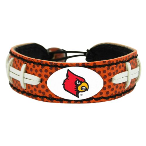 GameWear Adults' University of Louisville Classic Football Bracelet