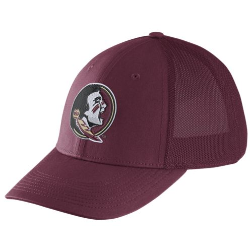 Nike™ Men's Florida State University Dri-FIT Legacy91 Mesh Back Swoosh Flex Cap