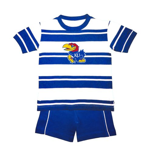 Kansas Jayhawks Infants Apparel
