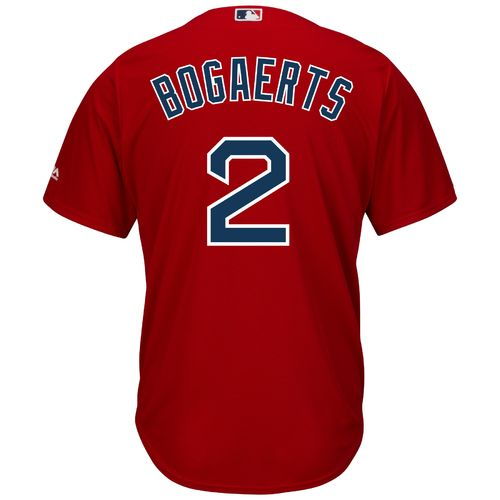 Majestic Men's Boston Red Sox Xander Bogaerts #2 Cool Base® Replica Jersey