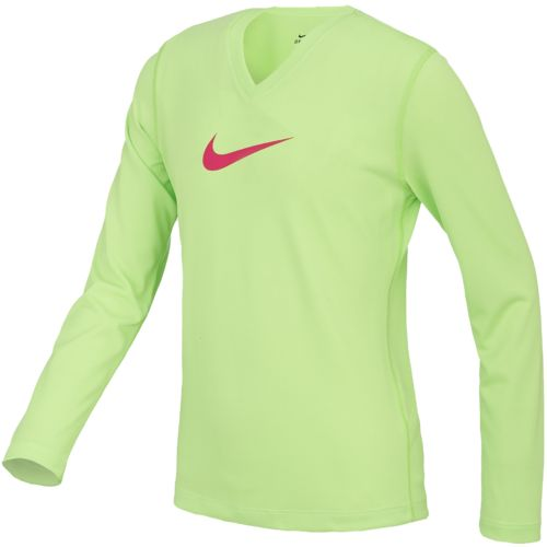 Image for Nike Girls' Legend Long Sleeve Top from Academy