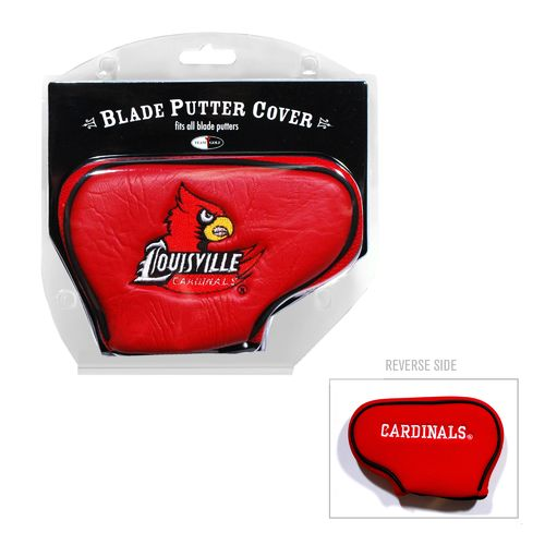 Team Golf University of Louisville Blade Putter Cover - view number 1