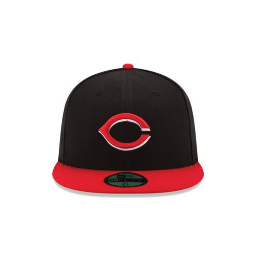 New Era Men's Cincinnati Reds 2015 Alternate Color 59FIFTY Cap
