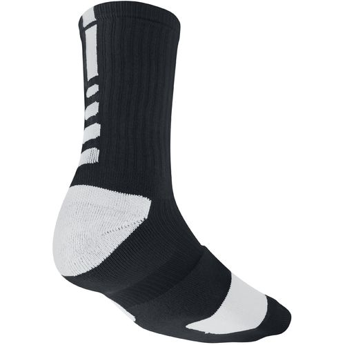 Nike Adults' Elite Basketball Crew Socks - view number 2
