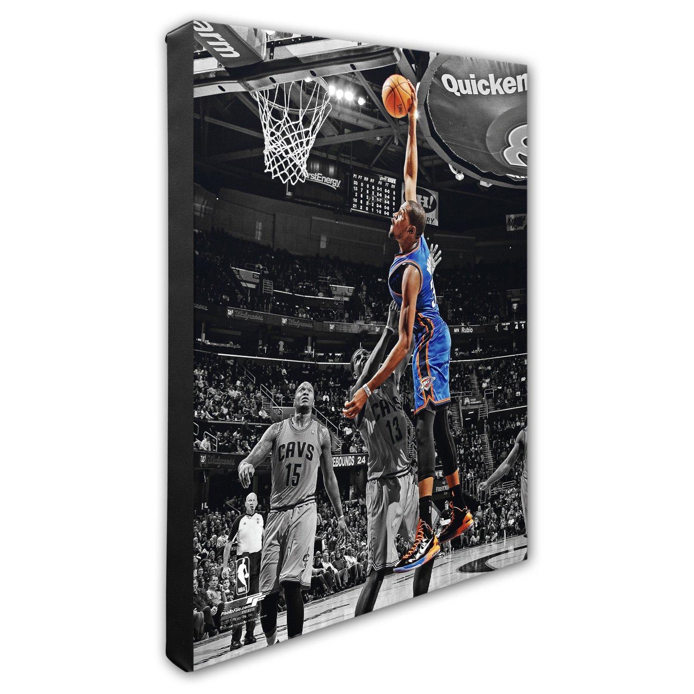 """Photo File Oklahoma City Thunder Kevin Durant 8"""""""