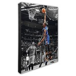"Photo File Oklahoma City Thunder Kevin Durant 8"" x 10"" Spotlight Action Photo"