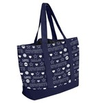 Forever Collectibles™ Women's Dallas Cowboys 2014 Mural Love Tote Bag