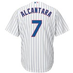 Majestic Men's Chicago Cubs Arismendy Alcantara #7 Cool Base® Home Jersey
