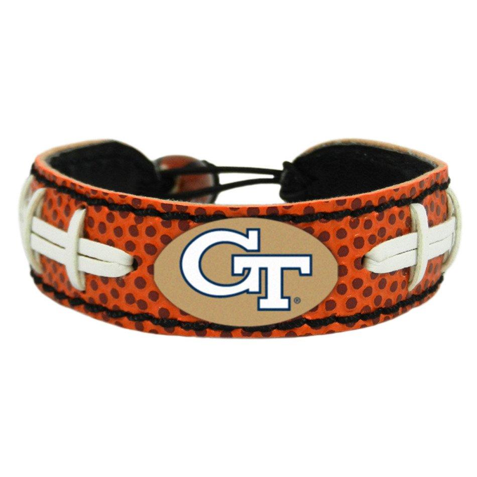 GameWear Georgia Tech Classic Football Bracelet