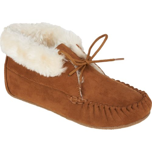 Austin Trading Co. Women's Ankle Moc Slippers - view number 2