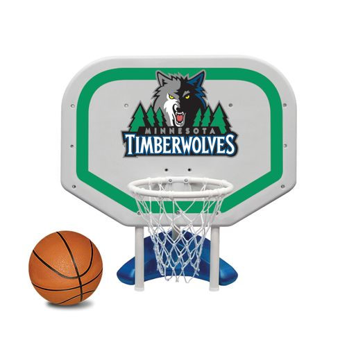 Poolmaster® Minnesota Timberwolves Pro Rebounder Style Poolside Basketball Game