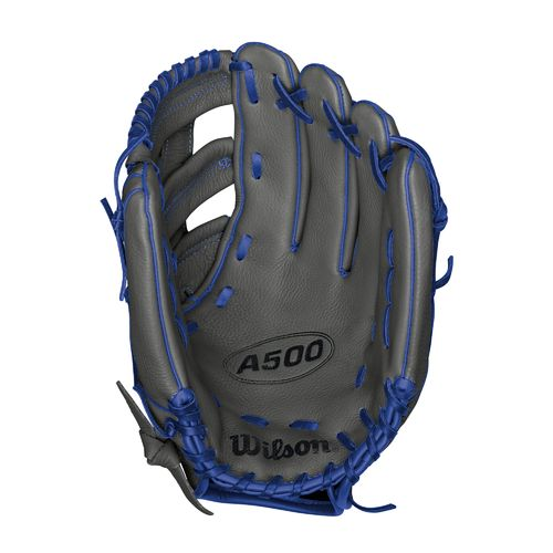 "Display product reviews for Wilson Youth A500 12.5"" Baseball Glove"