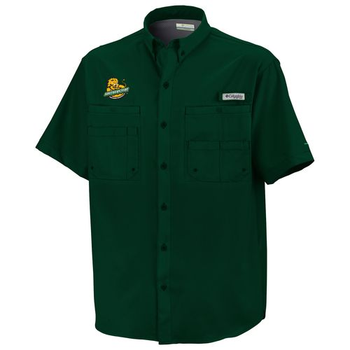 Columbia Sportswear™ Men's Southeastern Louisiana University Tamiami™ Short Sleeve Shi